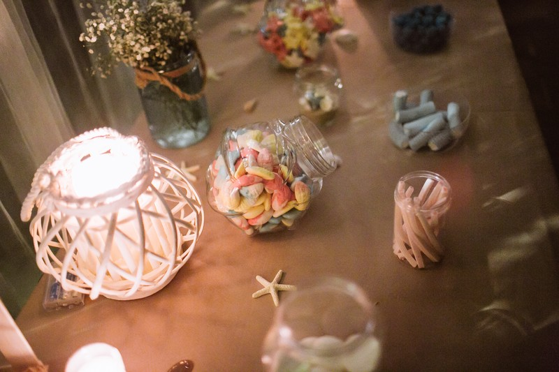 Candy Bar eventos