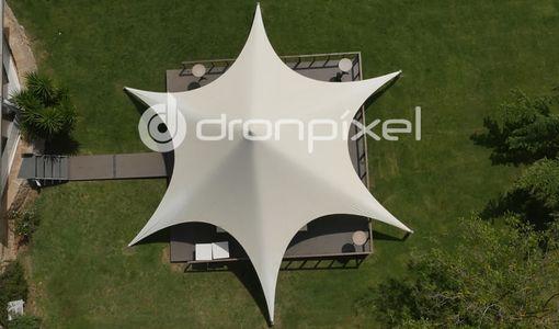 DRONPIXEL presta servicio en la subcategoría de Video y fotografía con drones en Girona