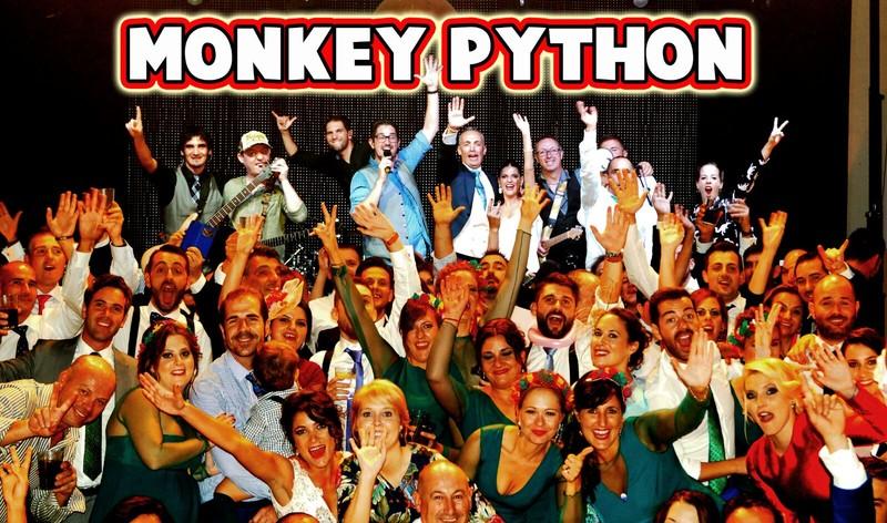 Monkey Python en tu Boda
