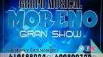 Empresa de Orquestas, cantantes y grupos en Cádiz GRUPO MUSICAL MORENO SHOW