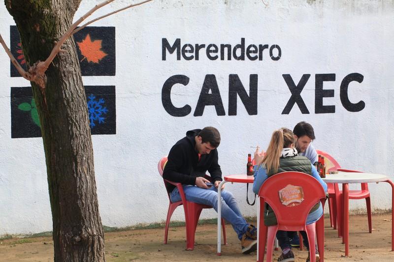 Terraza Can Xec