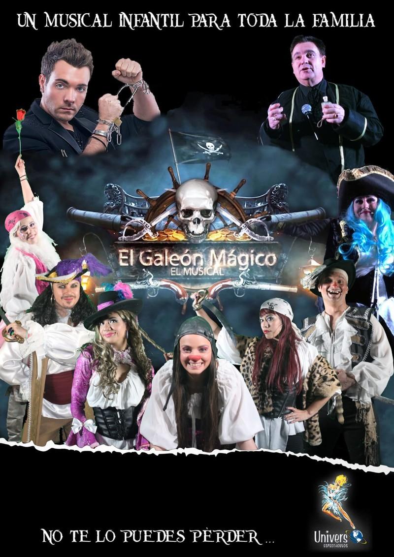 MUSICAL INFANTIL EL GALEÓN MÁGICO