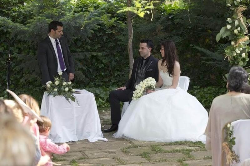 La ceremonia de Javi & Sandra