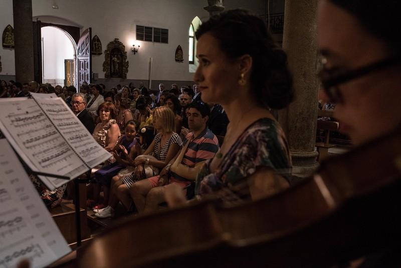 Trío Soprano, Violín y Piano