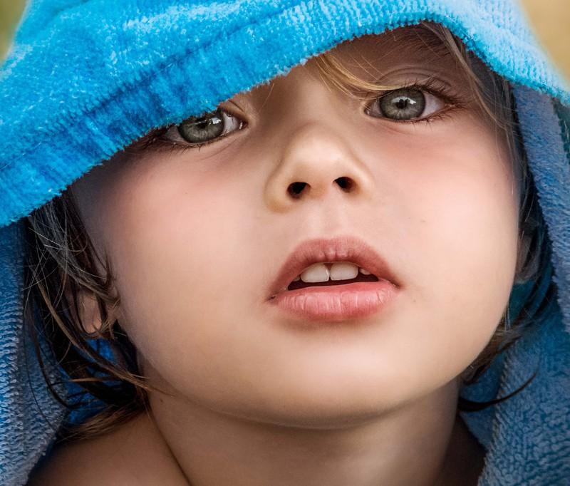 Retrato Infantil en Exteriores