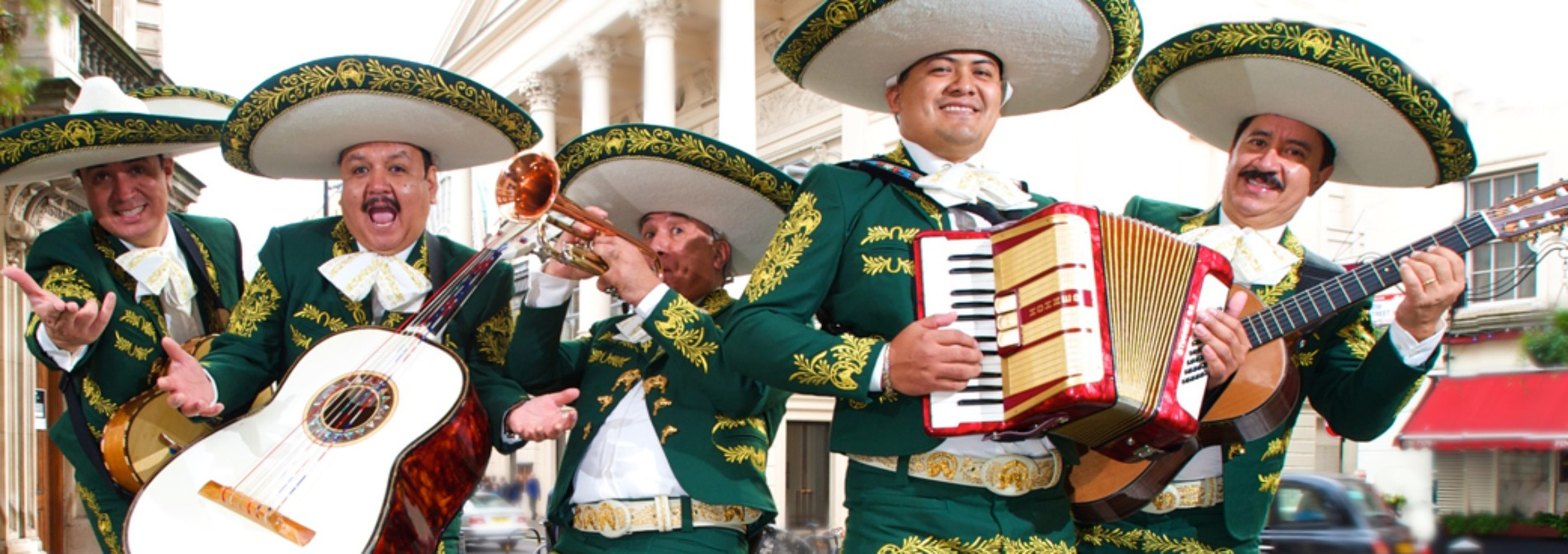 Mariachis Nuevo Real de Jalisco
