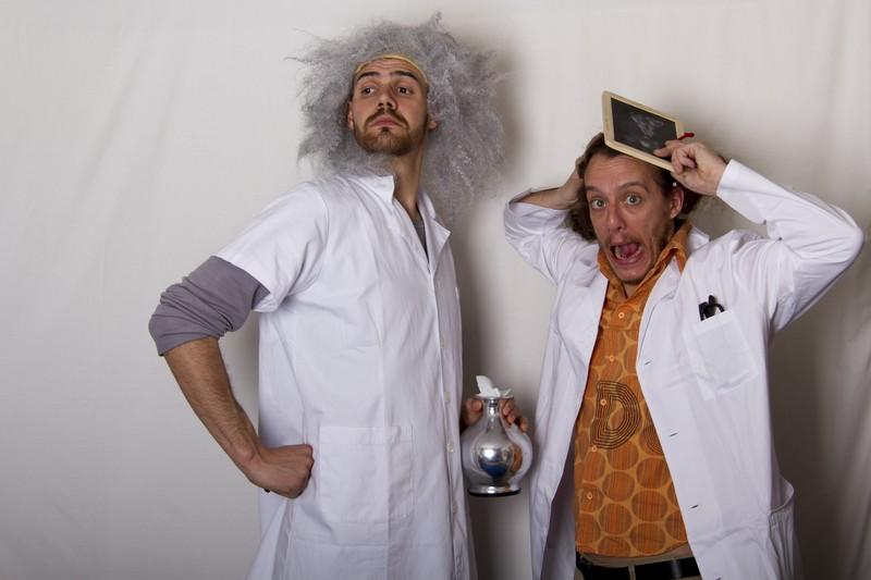 La magia de la Ciencia(Show)
