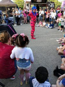 Purpurina Animacion Infantil presta servicio en la subcategoría de Animadores infantiles en Sevilla