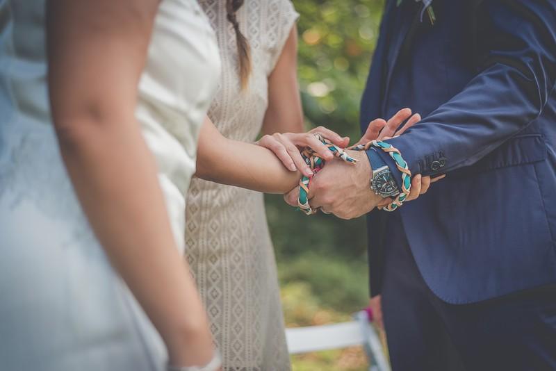 Los rituales dentro de la ceremonia