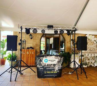 Musicsan Events presta servicio en la subcategoría de Djs en Valencia