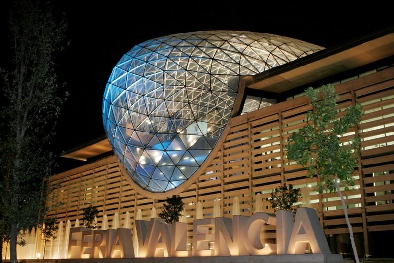 Centro de Eventos Feria Valencia