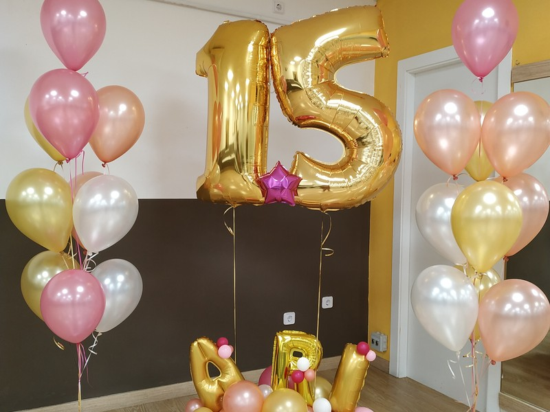 Eventos con globos