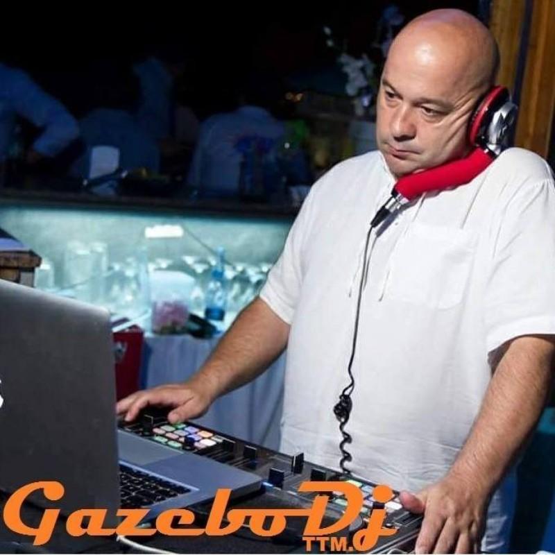 Gazebo Dj TTM.