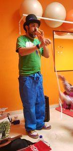 Animaciones y clown presta servicio en la subcategoría de Magos para niños en Málaga