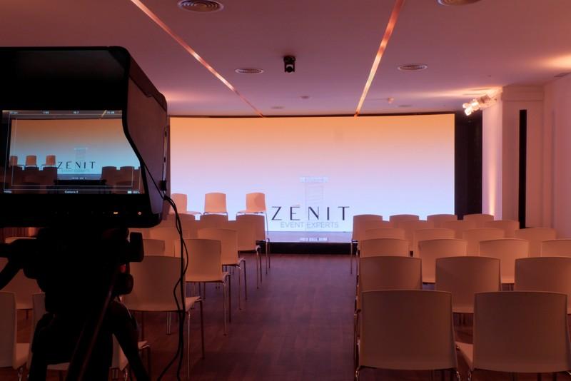 Espacio Zenit, sala principal