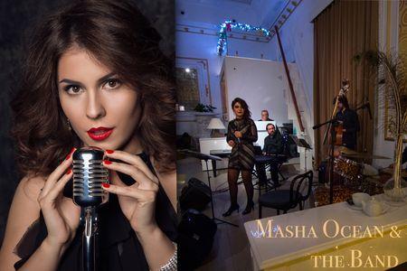 Masha Ocean & the Band presta servicio en la subcategoría de Grupos de Jazz en Málaga