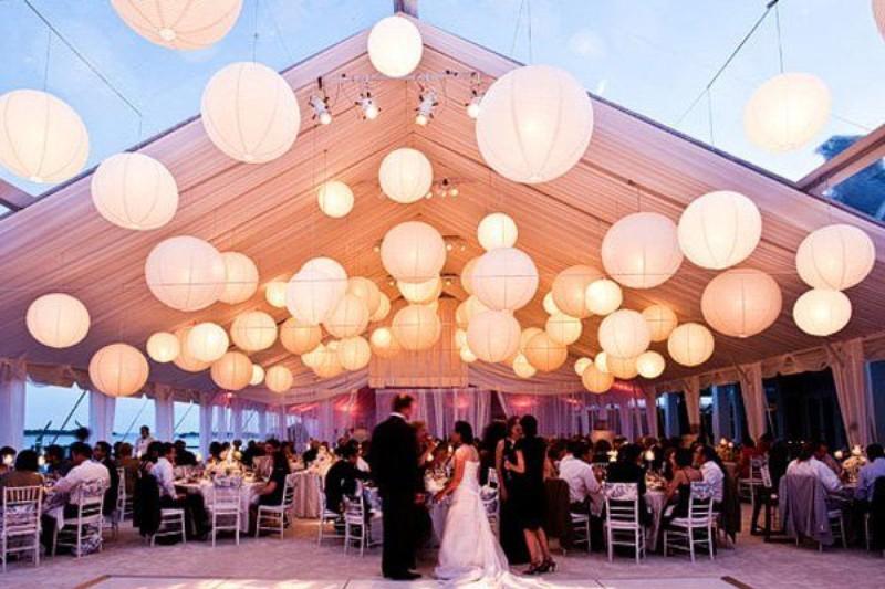 Iluminación con esferas