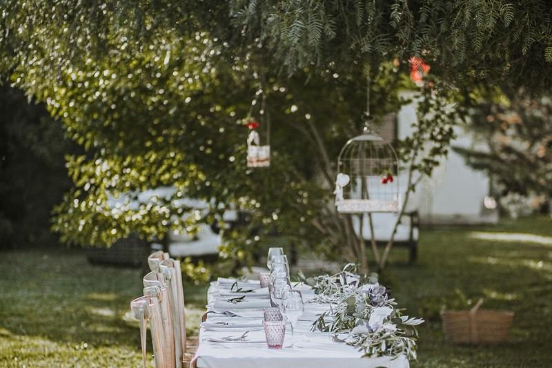 Banquete Escondite de Pepa