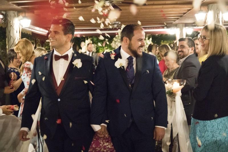 Fermín y Jorge.