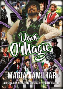 Dani O´Magic presta servicio en la subcategoría de Magos para niños en Madrid