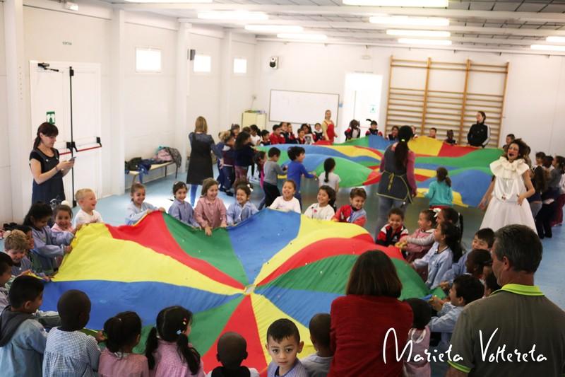 Animació a les escoles