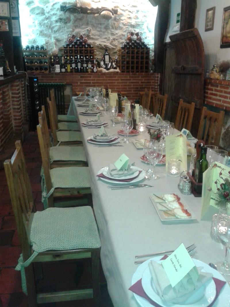 Restaurante01. La Posada de los Vientos.