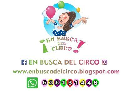 En Busca del circo presta servicio en la subcategoría de Animadores infantiles en Madrid