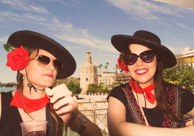 Disfruta de tu despedida de soltera en Sevilla