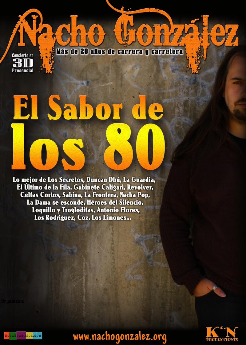 El Sabor de los 80