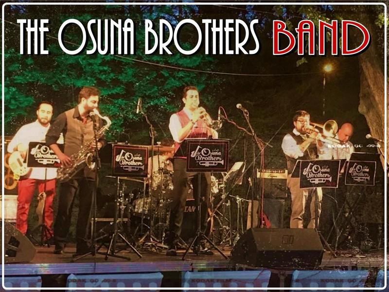 The Osuna Brothers Band