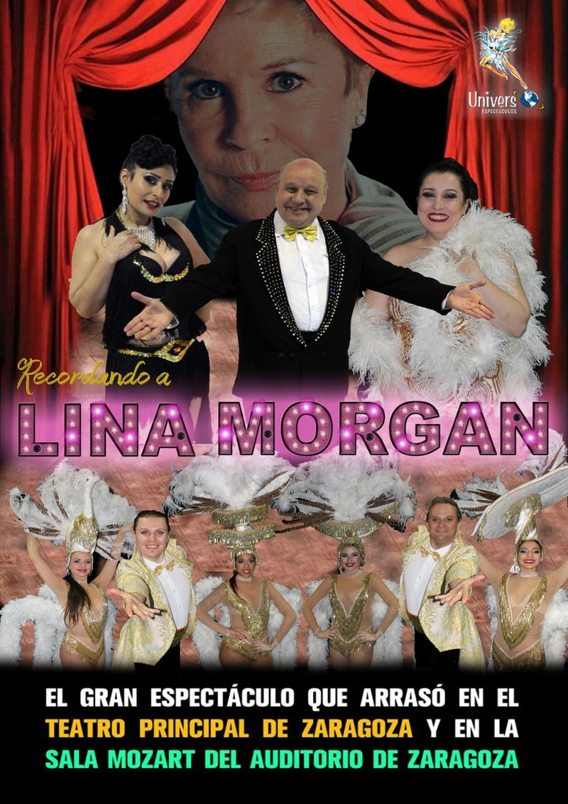 RECORDANDO A LINA MORGAN