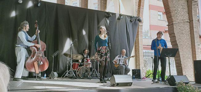 Jumble Sounds presta servicio en la subcategoría de Grupos de Jazz en Barcelona