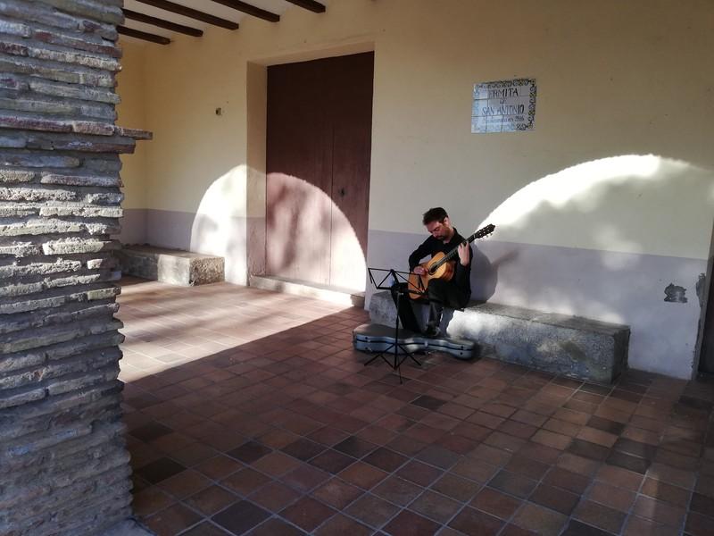 Guitarra para poesía