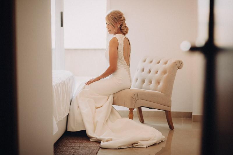 Una novia espectacular