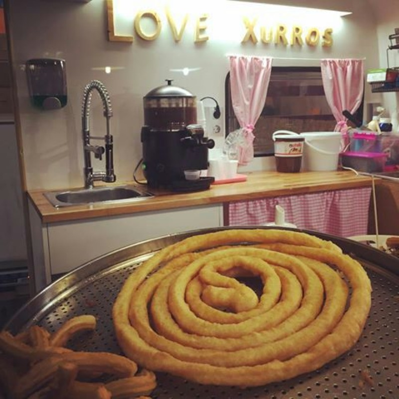 love churros
