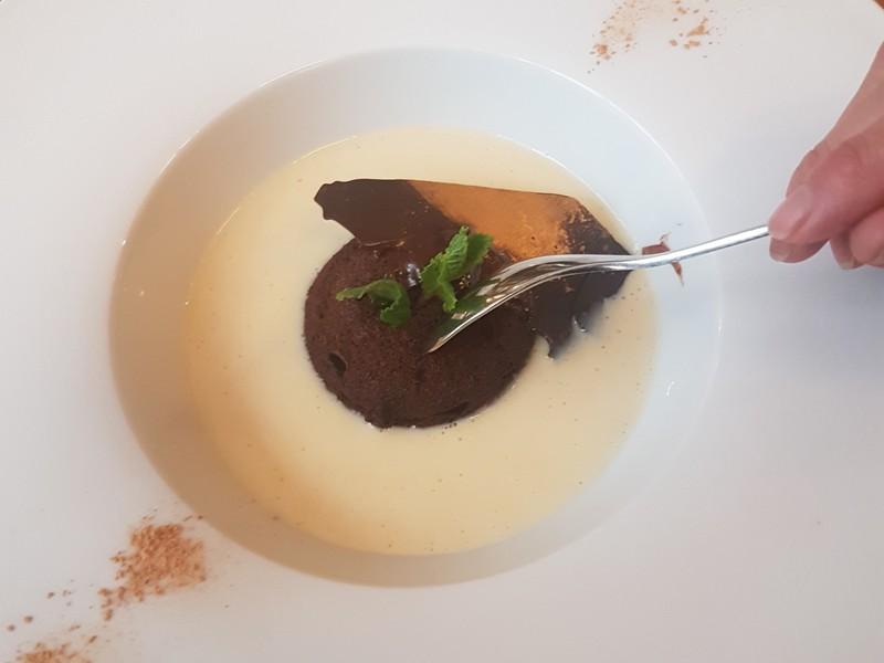 Tarta de choco