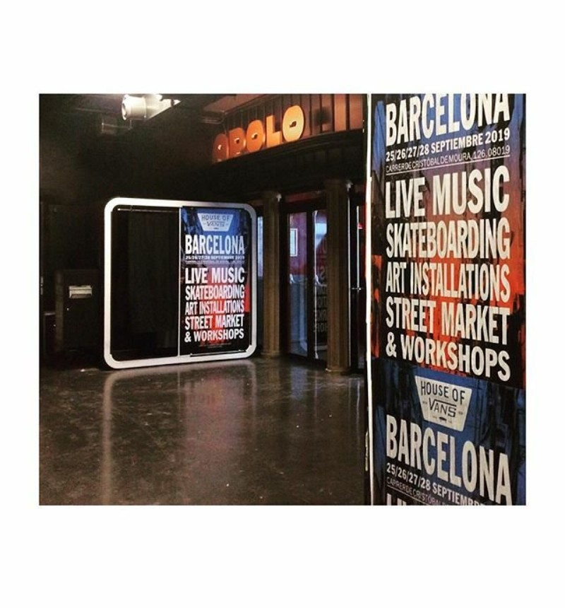 Ba booth Barcelona 1