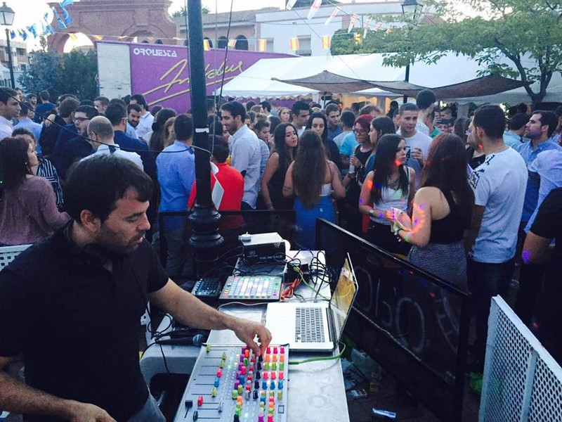 Fiestas Locales Sonseca