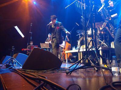 Pablo Dasí The Jazz Singer presta servicio en la subcategoría de Grupos de Jazz en Madrid