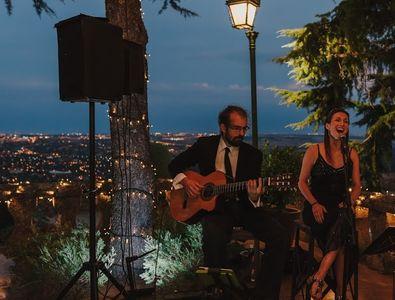 Dúo Saudade presta servicio en la subcategoría de Grupos de Jazz en Madrid