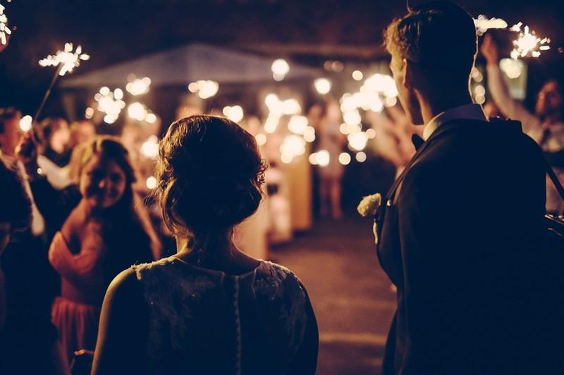 Celebración de boda