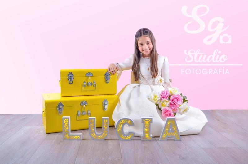 Comunion Lucía