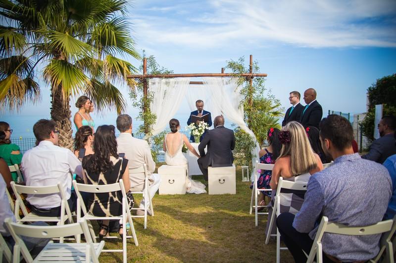Ceremonias de bodas civiles Mijas ( Malaga )