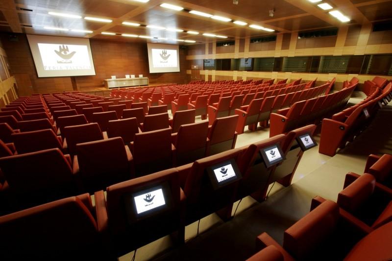 Auditorio 3A Centro de Eventos Feria Valencia