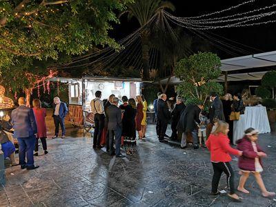 Chocolatea-T presta servicio en la subcategoría de Catering bodas en Murcia