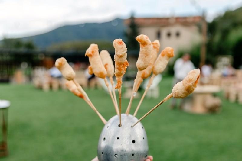 langostinos con tempura