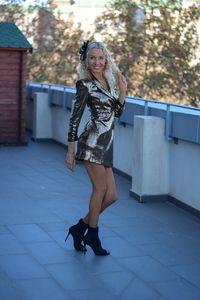 Olga presta servicio en la subcategoría de Maestros de Ceremonias, Oficiantes y Presentadores en Madrid