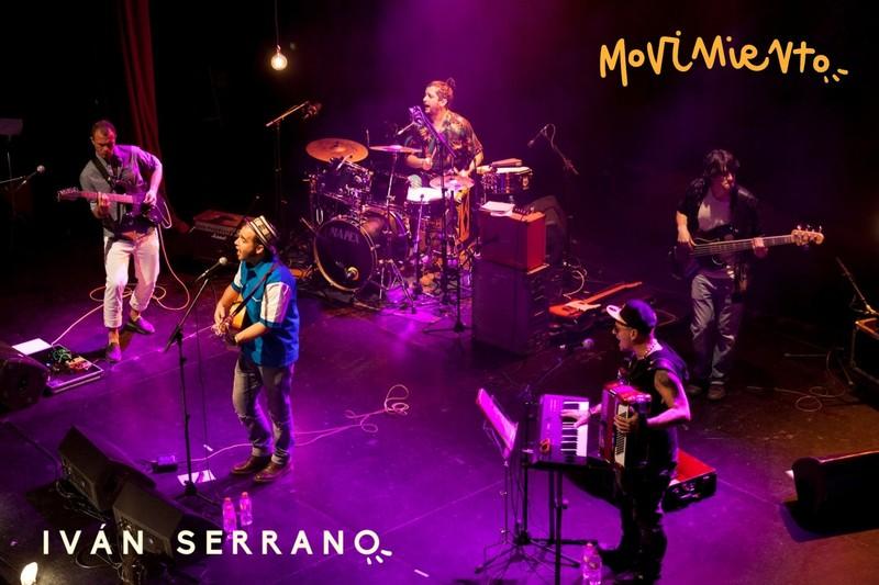 La Banda de Iván Serrano