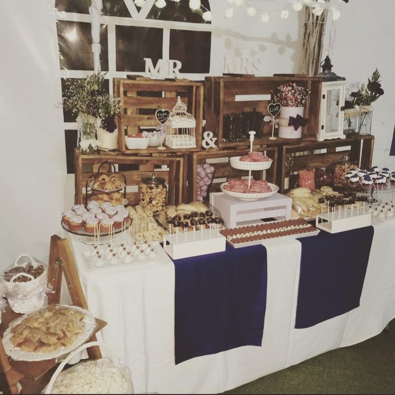 mesa decorativa  finca boticario