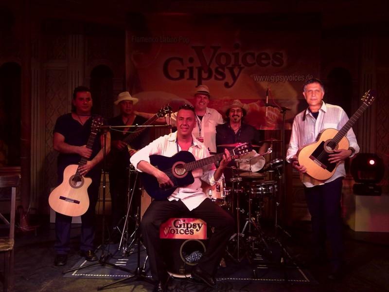 Gipsy Voices - Flamenco